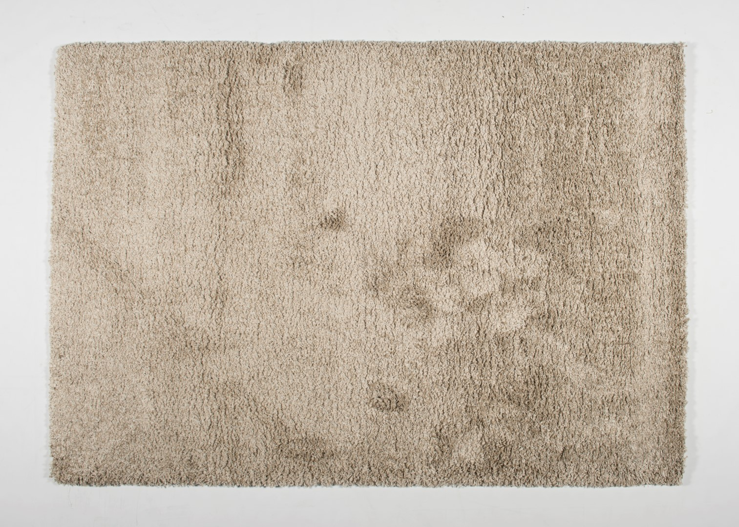 Melange high pile carpet Antracite - WHT