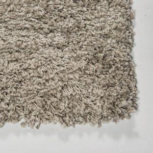 Luxus high pile carpet Light/Grey