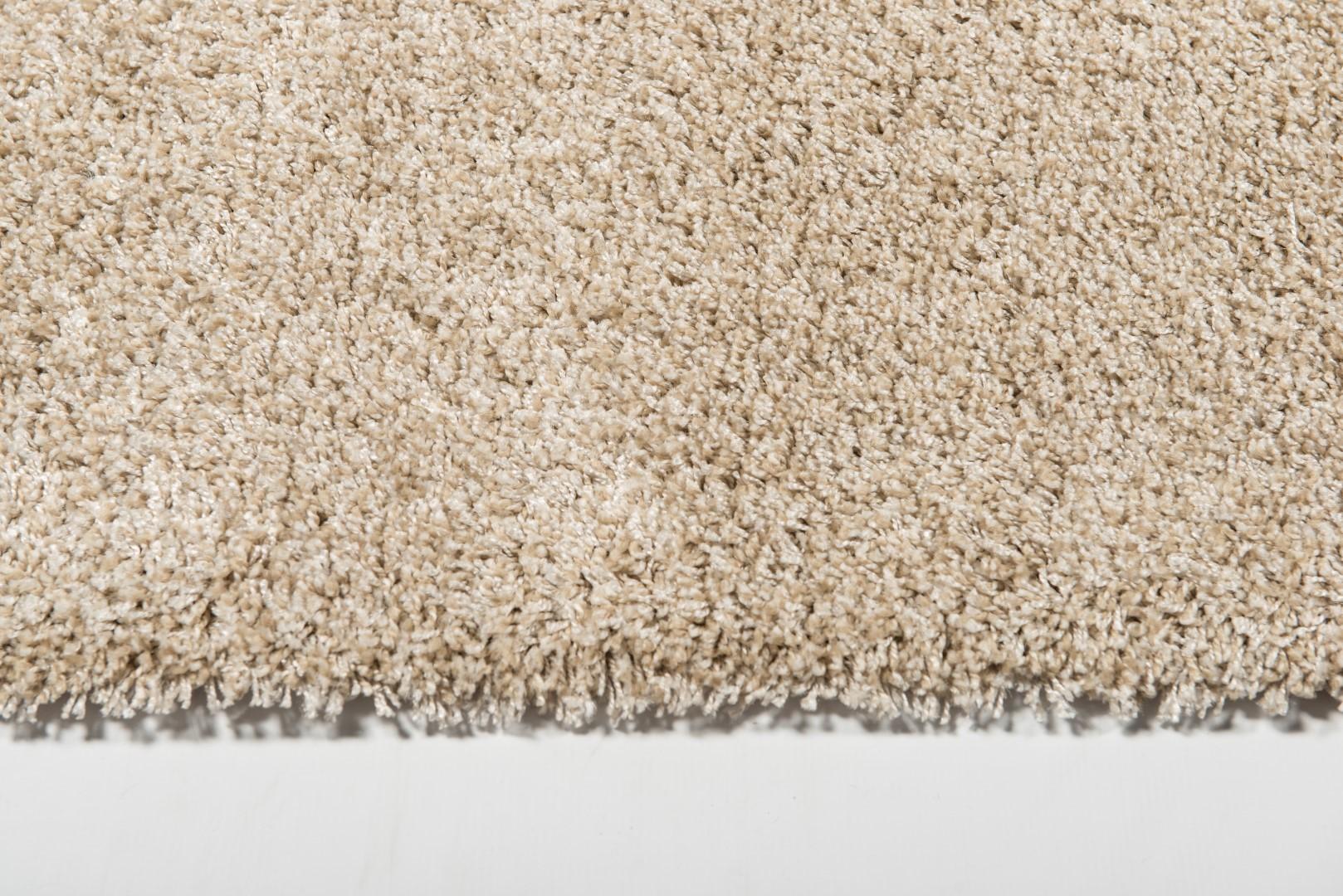 Melange high pile carpet Grey - WHT