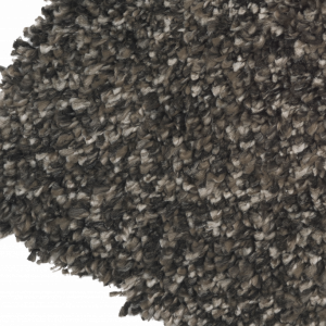 Normandie hoogpolig vloerkleed Dark Grey