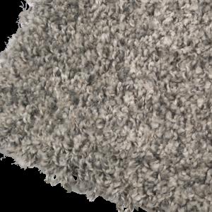 Normandie hoogpolig vloerkleed Light Grey