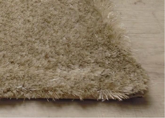 Luxus hoogpolig vloerkleed Beige - WHT