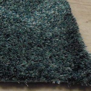 Chopin high pile carpet Ocean Blue