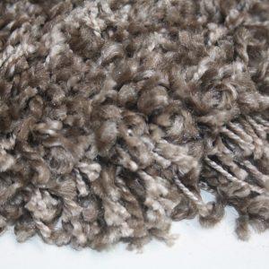 Luxus high pile carpet Light/Brown
