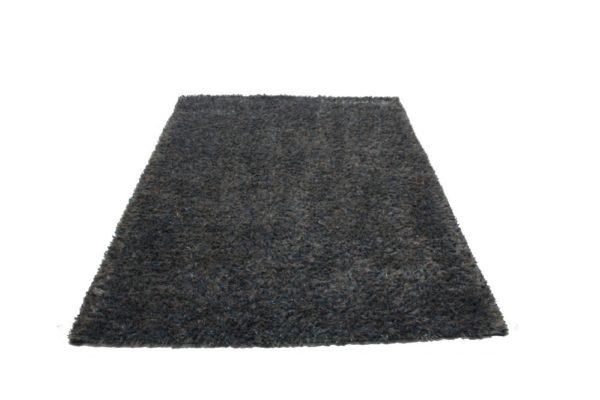 Melange high pile carpet Purple Aubergine - WHT