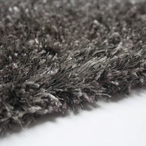 Melange high pile carpet Silver