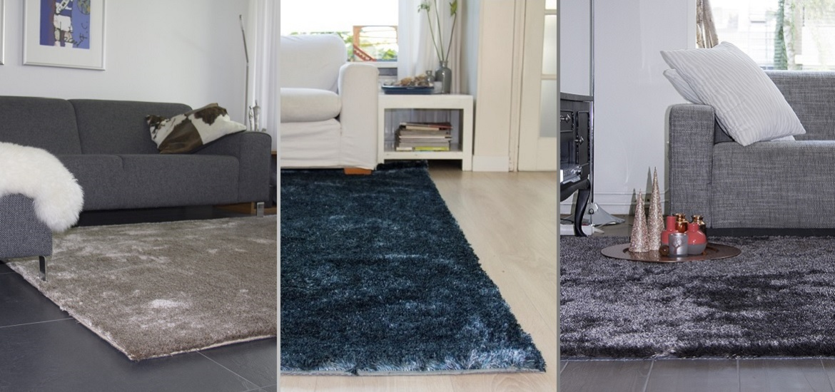 A modern and high pile rug matching any interior. Top quality rug , a delight for any lifestyle.
