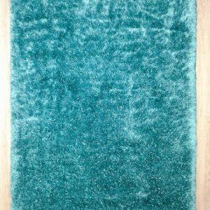 Wagner high pile carpet Aqua