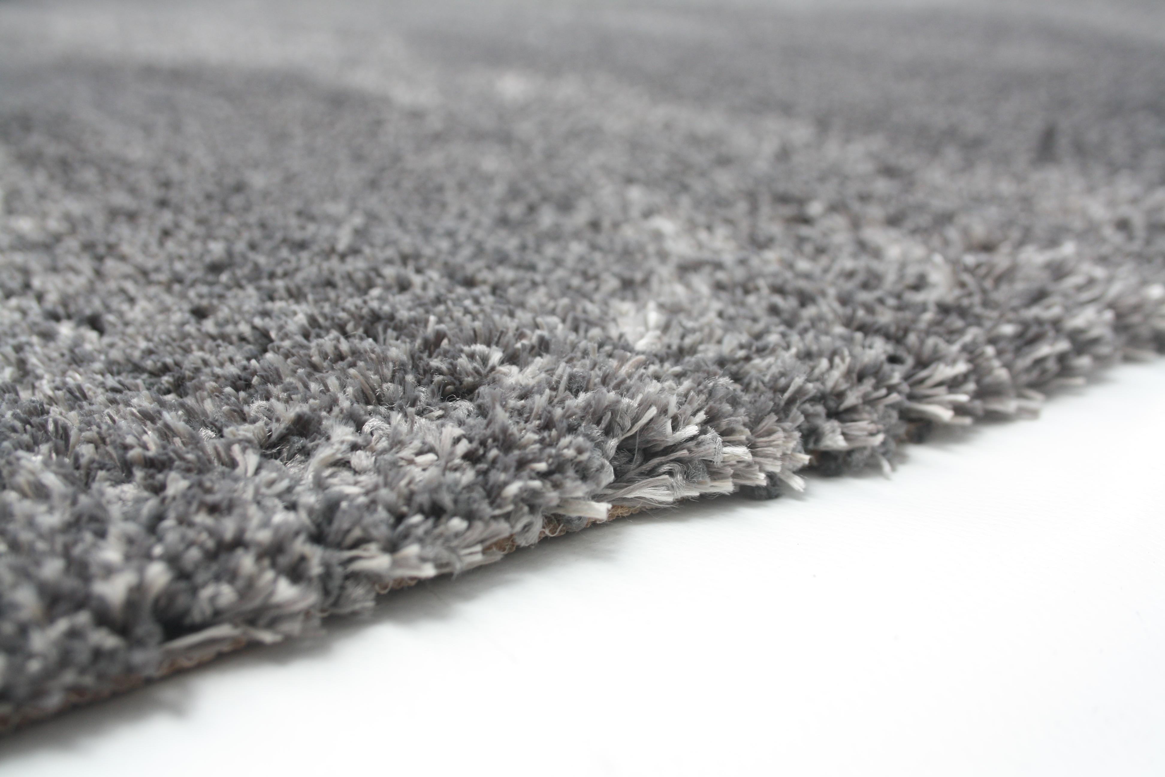 Een hoogpolig karpet, stoer en trendy.