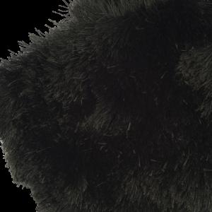 Pacific hoogpolig vloerkleed Donkergroen