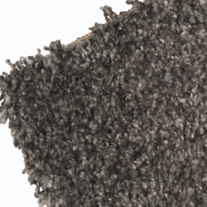 Normandie hoogpolig vloerkleed Mix Dark Grey