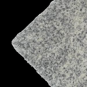 Malaga high pile carpet Ash grey